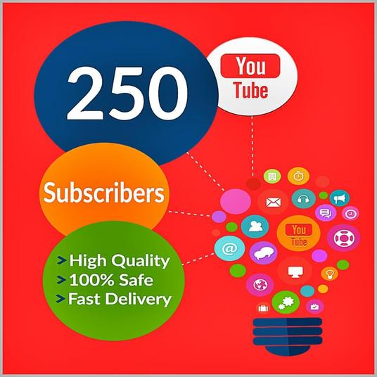I will Deliver Organic 250+ YouTube Subscribers