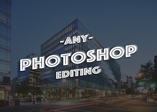 do any photoshop editing in 24 hours