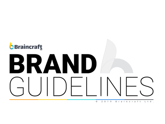 I will Design your brand style guide