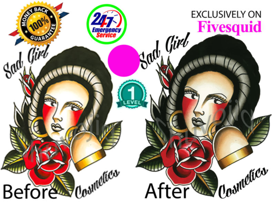 I will redesign or convert your logo to vector