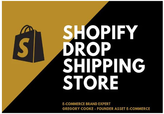 I will Build You A High Converting Dropshipping Shopify Store