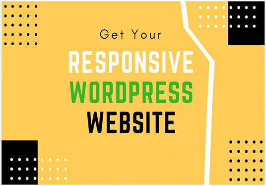 I will Build Responsive eCommerce Wordpress Website