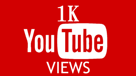 I will provide 1000+ Youtube Views
