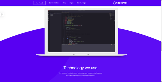 I will Design A Landing Page For Your Product