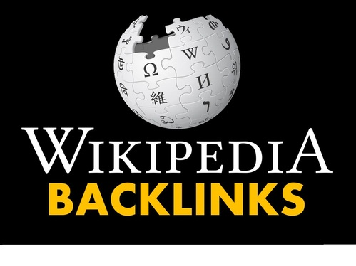 create Wikipedia Backlinks, Permanent and Niche Relevant