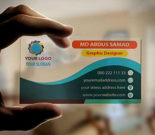 I will Do Professional Business Card  Within 24 Hours