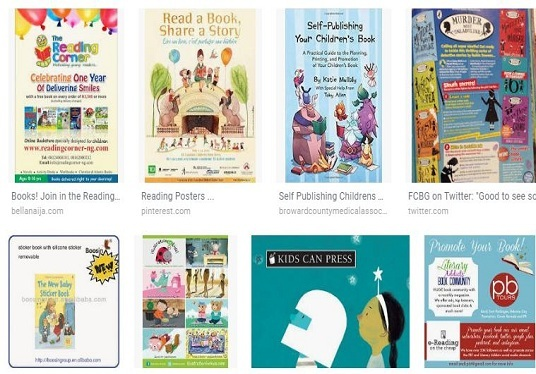 do Professional kids book Promotion and  children e book marketing