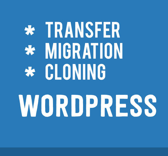I will migrate Or Transfer WordPress Site To New Host Or Domain