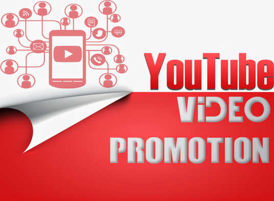 I will Your YouTube Video Promotion and  Marketing