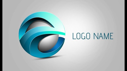 make awesome 3d logo