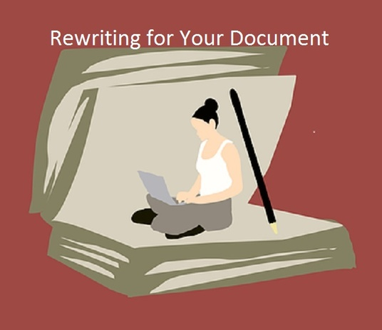 I will rewrite or paraphrase your document, article or blog up to 1,000 words