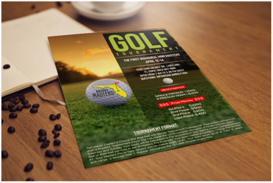 Do Professional Business Flyer, Event Poster, Brochure Design