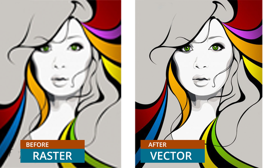 make your logo or image vectorize within few hours