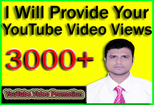 I will Encourage YouTube Video Promotion views