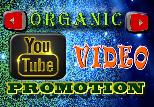 cccccc-do organic youtube video promotion