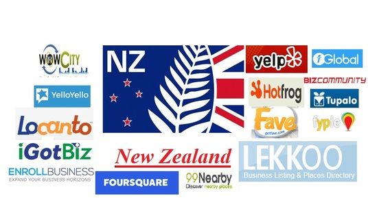 I will Do 40 Top New Zealand Local Citations