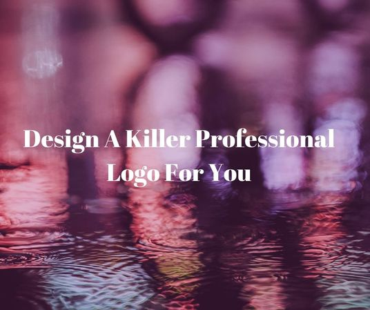 I will Design A Killer Professional Logo For You