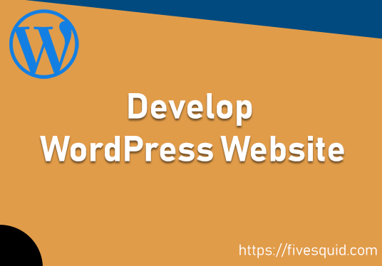 I will design a WordPress Website and install Theme Demo