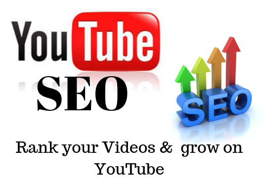 I will do YouTube SEO for ranking your channel
