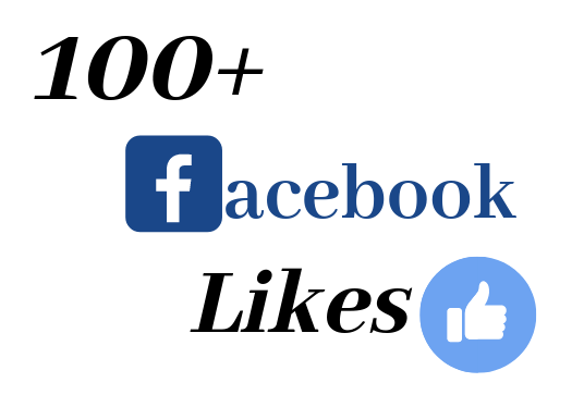 I will add 100+ likes on your facebook page