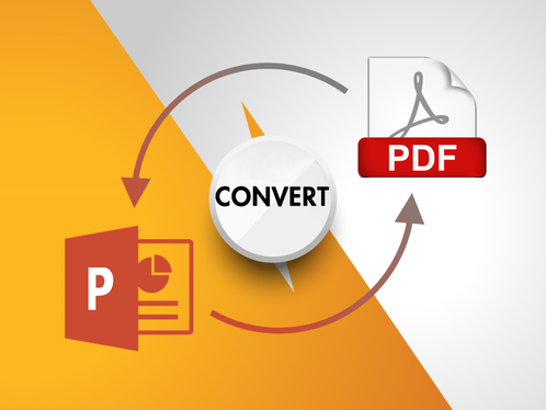 Convert PDF To Editable PowerPoint Ppt