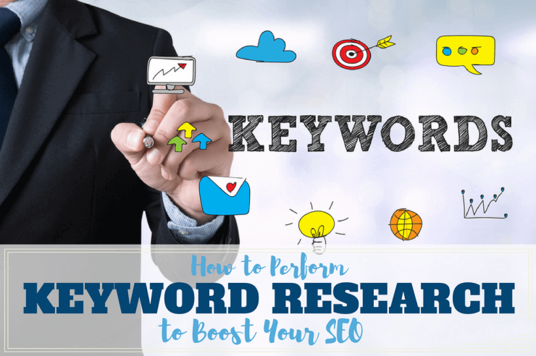 I will Do Professional SEO Keyword Research