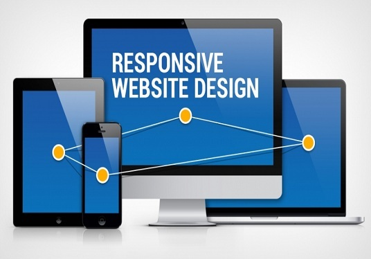 I will create a responsive WordPress website design