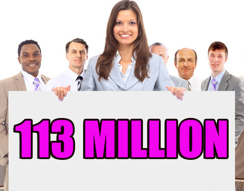 Shout out your message to our 113M Facebook group members