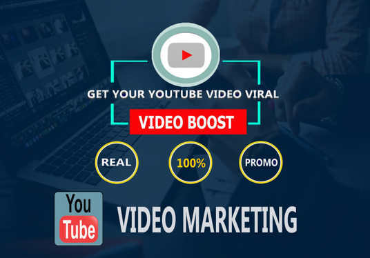 I will l Build Targeted Youtube Video Promotion