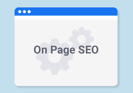 I will do on-page and technical SEO