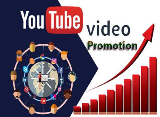 I will  Do Fast Organic YouTube Promotion For Improving Your Videos and Channel Ranking