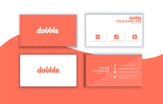 I will Design Professional Minimalist Business Card