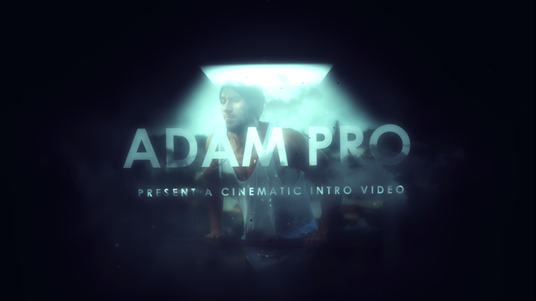 make Clean Professional Cinematic Title