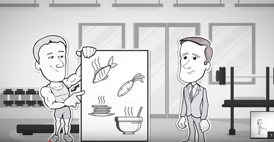 make professional Whiteboard animation videos for You