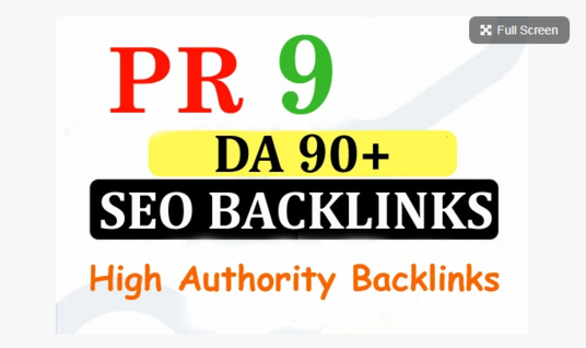 I will Submit 50 Pr9 Da 90 High Authority Profile Backlinks