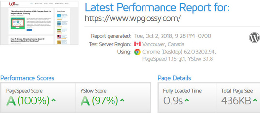 Speed Up   and Optimize WordPress  Website Professionally