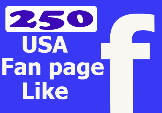 Add 1000+ Real And Active Non-Drop Facebook Fan Page Likes