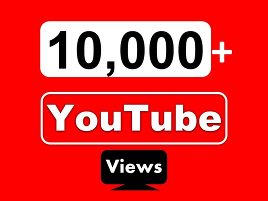 I will Add 10,000+ YouTube Views, non Drop & Real Active User Guaranteed