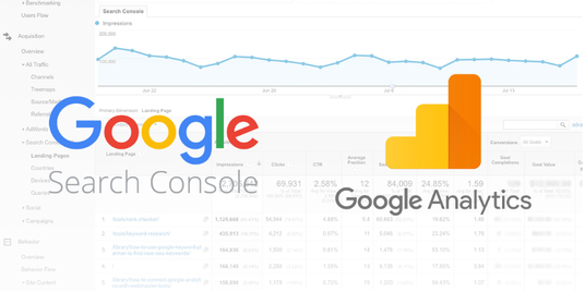 I will Setup Google Analytics and Search Console with Sitemap with Technical SEO