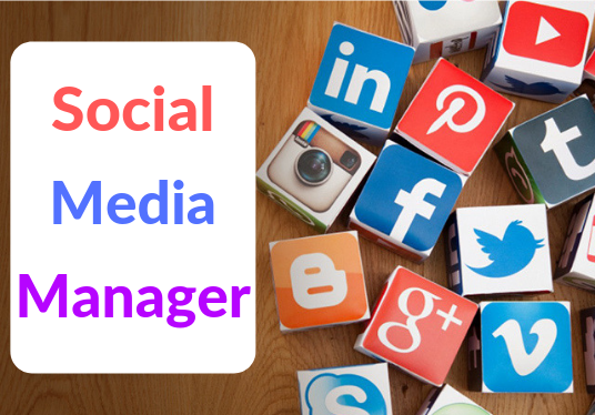 I will manage your social media account