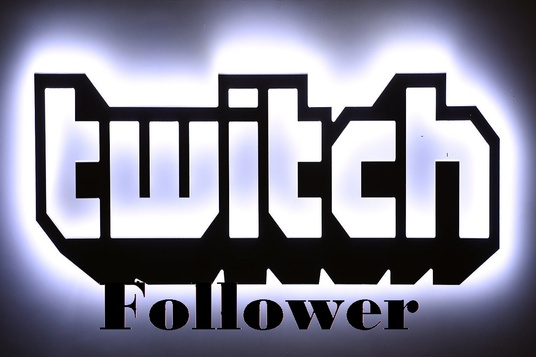 I will give 50 real twitch followers