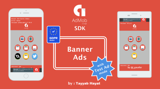 set Admob account  and upload your android app on playstore