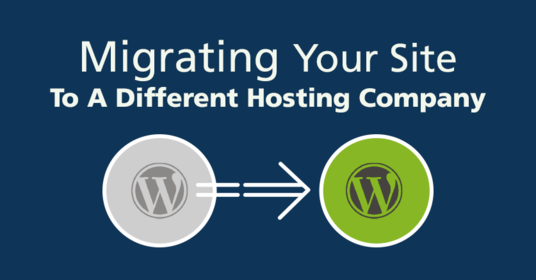 I will transfer wordpress site or change domain on a new host