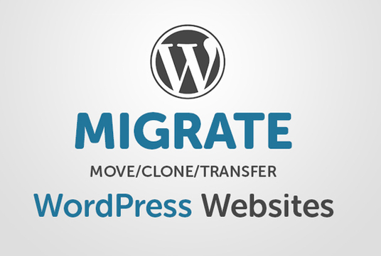 transfer wordpress site or change domain on a new host