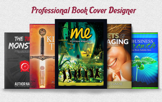 I will design awesome book cover or eBook cover in 24hrs