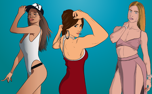 Draw Excellent Body And Fitness Illustrations