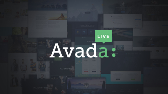 I will create a website with the AVADA theme