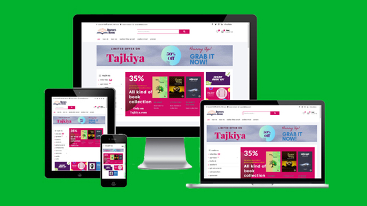 I will create professional and responsive WordPress website or blog