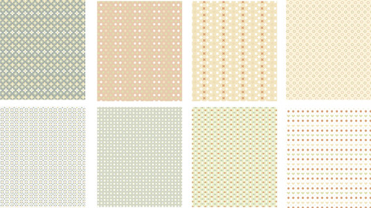 Design Outstanding Seamless Watercolor Pattern For Printing