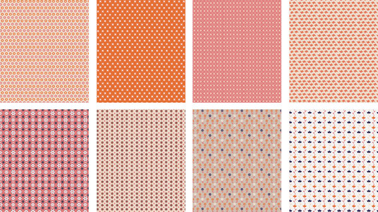 Design a repeat surface pattern design